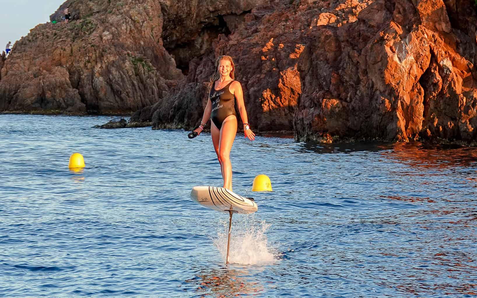 acheter un foil electrique en méditerranée